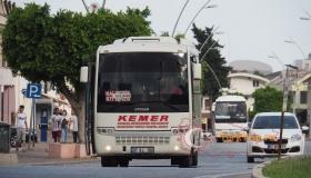 Автобус Анталия - Кемер