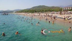 Солнечная погода в Кемере, где климат Турции один из лучших
