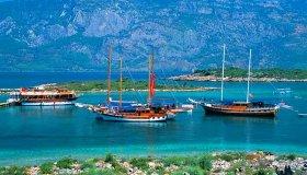 Острова Турции