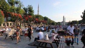 Площадь Ипподром в Стамбуле