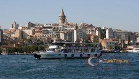 Прогулка по Босфору в Стамбуле