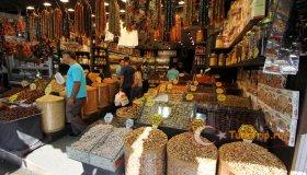Египетский базар специй в Стамбуле