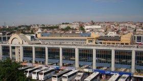 Автовокзал Байрампаша в Стамбуле